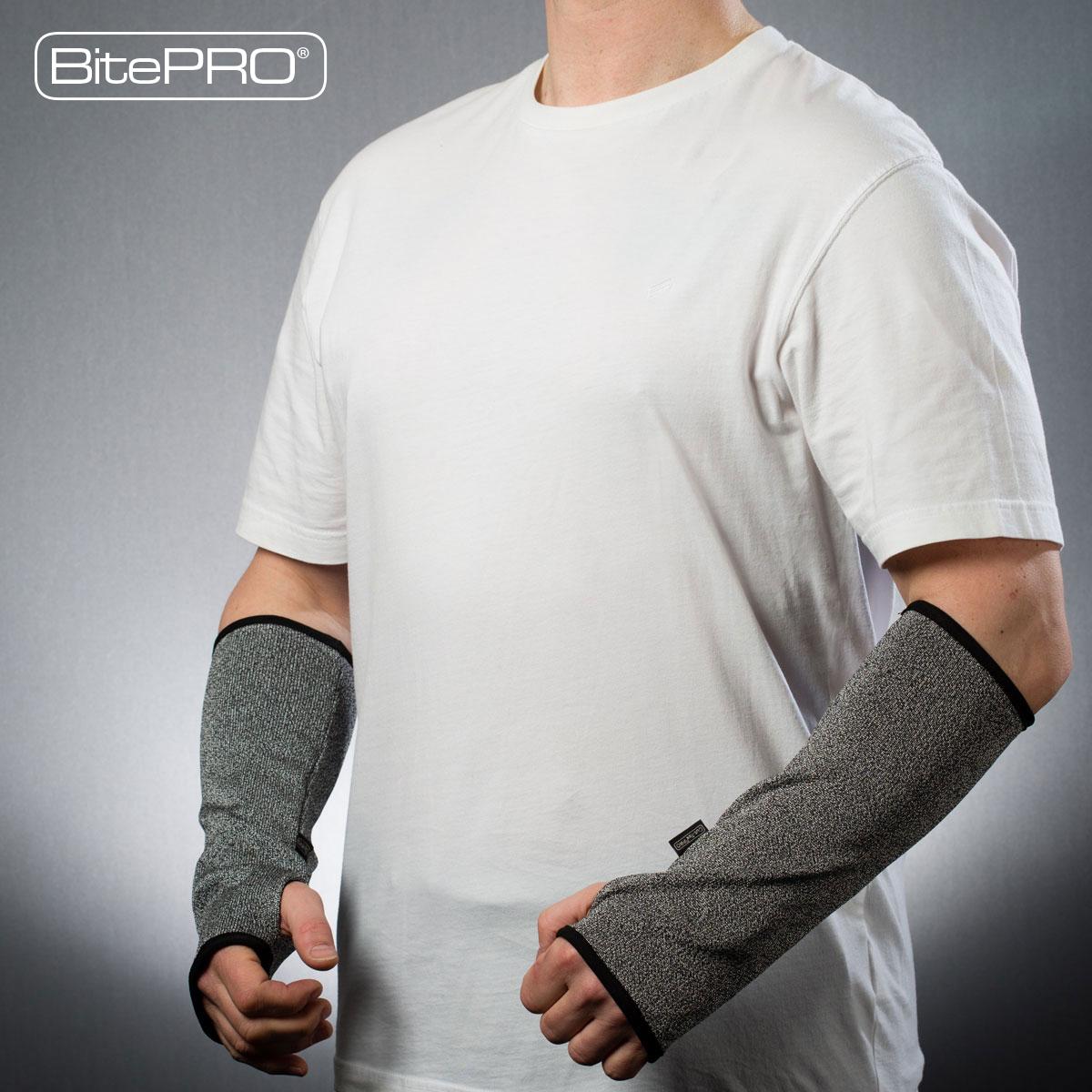 BitePRO® Bißschutz-Kleidung arm schutz