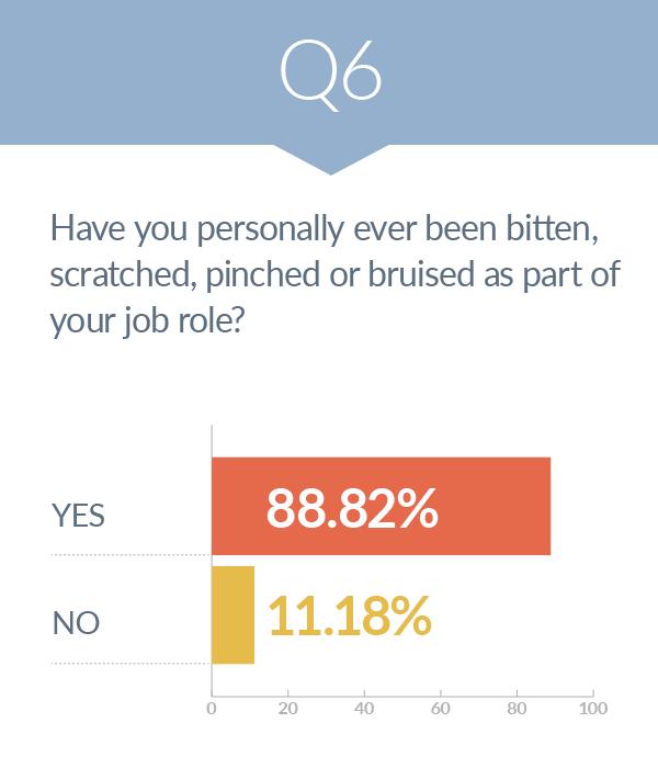 survey - risk of human bites 6