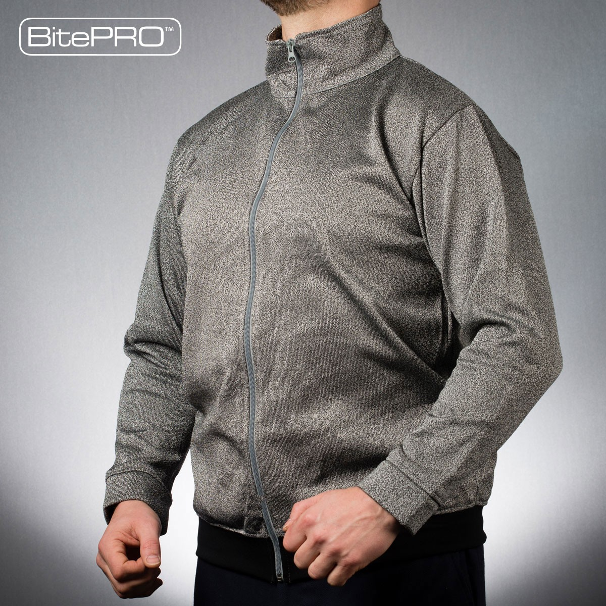 Bite Pro turtleneck jacket