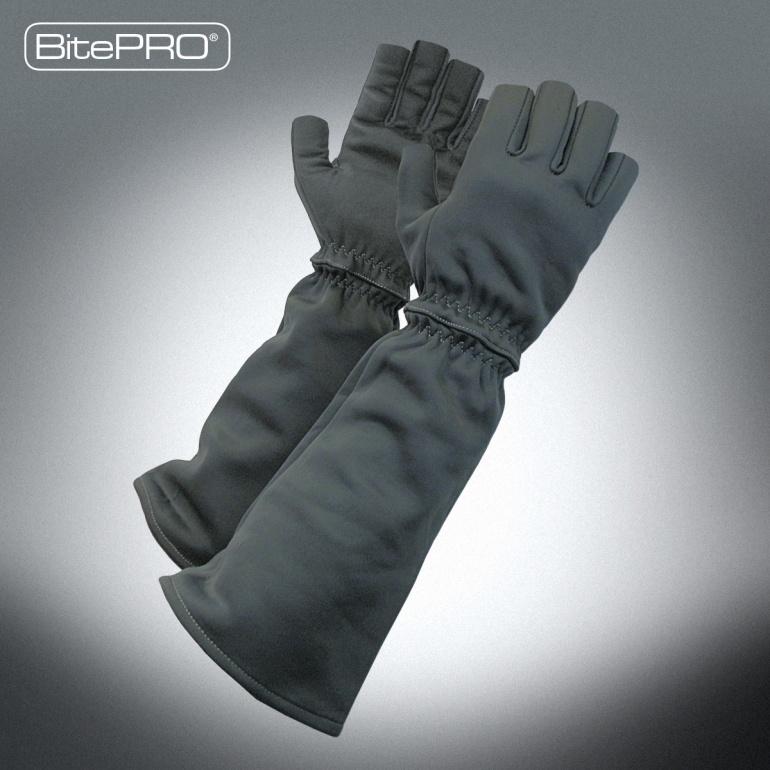 Bite Resistant Gloves Fingerless