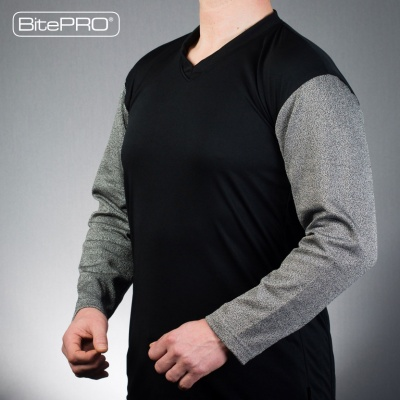 BitePRO® Bite Resistant Arm Guard Shirt