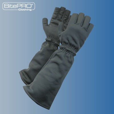 Bite Resistant Gloves - Fingerless