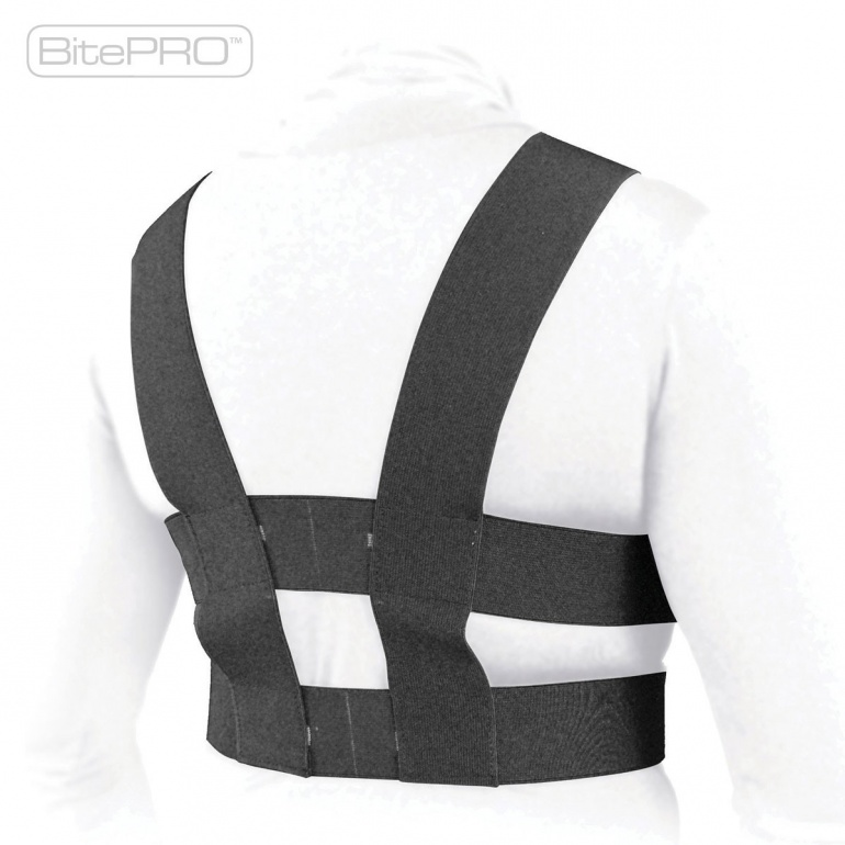 Rear of Front Only Body Armour