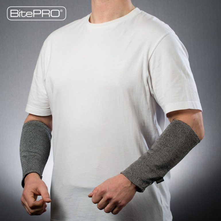 BitePRO®  Bite Resistant Arm Guards v2