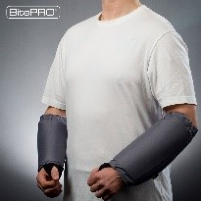 BitePRO® Bite Resistant Arm Guards Version 1 + Added Protection (Clearance)