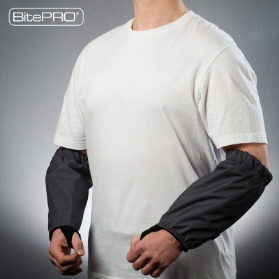 Bite Resistant Arm Guards V1 (Grey)