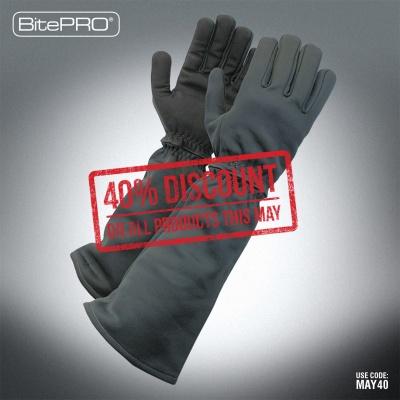 BitePRO® Bite Resistant Gloves - Long