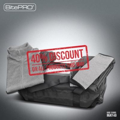 BitePRO® Bite Resistant Clothing Grab Bag