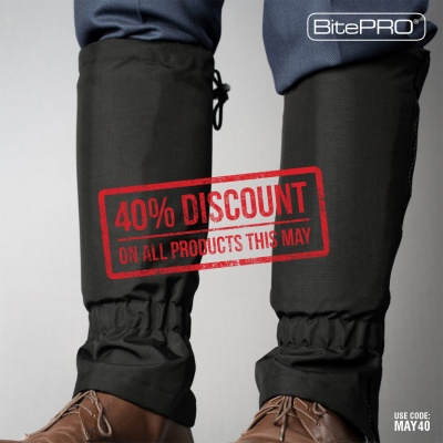 BitePRO® Bite Resistant Leg Guards