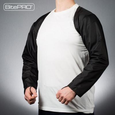BitePRO® Bite Resistant Arm Guards v4 Black